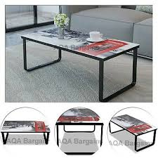 modern coffee side table living room