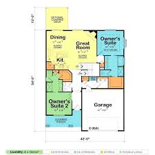 house plans with two master bedrooms home plans with two master suites luxury house design plans