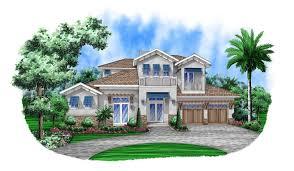 distinctive house plans beach coastal caribbean house plans traditional house plans style