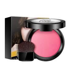 ROREC <b>Face Makeup Blush Maquiagem</b> Blusher Highlight Palette ...