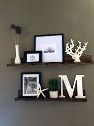decorative wall shelves ideas photo 3 of 6 best wall shelf decor ideas on wood shelves