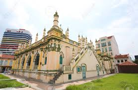 Abdul Gafoor Mosque Singapore Stock Photo, Picture And Royalty Free Image.  Image 116521842.