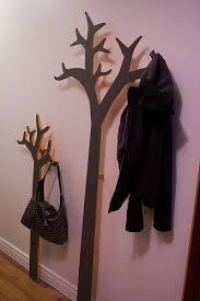 Wall Tree Coat Rack Delectable Coat Racks Inspiring Wall Tree Coat Rack Walltreecoatrack