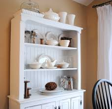 white kitchen hutch and buffet the new way home decor the multifunctional small kitchen hutch
