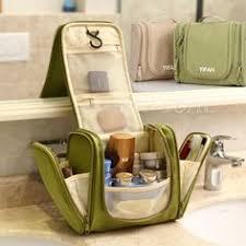 new travel cosmetic makeup toiletry pruse wash organizer storage hanging bag