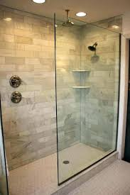 shower without door showers without glass ideas shower stall with glass showers shower door bottom seal