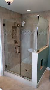 custom showers national glass