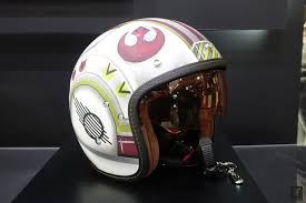 hjc s star wars skywalker helmet is now official motofire