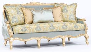 Luxury Couch French Style Sofa Tufted Luxury Furniture 301