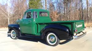 135010 / 1952 Chevrolet 3100 Pickup Truck - YouTube