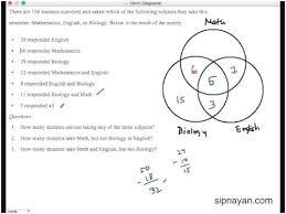 Venn Diagram Math Problems Pdf Set Venn Diagrams Math 3 Circle Diagram Problems And Solutions Best