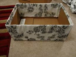 Cardboard Storage Box Decorative ideas on using cartoon boxes as storage containers Google Search 12