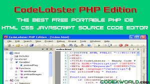 Codelobster PHP Edition - The Best Free PHP, HTML, CSS, and ...