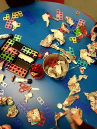Nursery Christmas Crafts