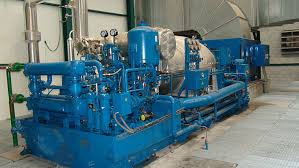 DresserRand Steam Turbine