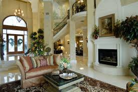 Tuscan Inspired Living Room New Decorating