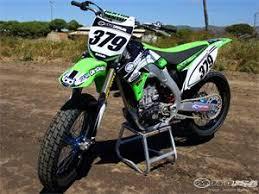 2011 kawasaki kx450f flat track project 1 motorcycle usa