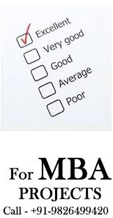 Mba Projects Projects For Mba Readymade Projects For Mba