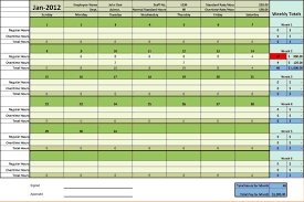 How To Use Excel As A Timesheet Timesheet In Excel Business Form Letter Template