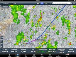 animated ads b weather radar gives pilots a new tool to help determine the movement