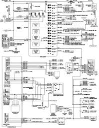 Isuzu trooper wiring diagram with template