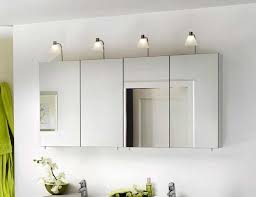 Double Mirrored Bathroom Cabinet Large Bathroom Mirror Cabinet