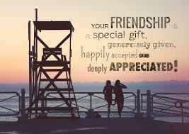 A Special Gift Freundschaft Echte Postkarten Online Versenden