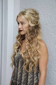 Elegant Prom Hair Style the 25 best curly prom hairstyles ideas curly prom 1607 by wearticles.com