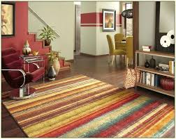 awesome multi colored striped area rug home design ideas with multi color area rugs awesome multi