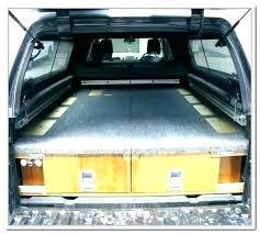 diy bed slide truck bed slide out tray truck bed slide truck bed drawers truck bed