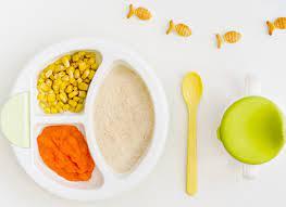 Thực đơn ăn dặm cho bé 7 tháng tuổi giàu dinh dưỡng - Mamamy