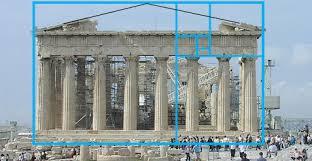 Golden Ratio Greek Architecture