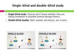 3 Answers What is the difference between a single blind and a