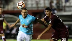 Sporting Cristal Perdió 4-2 Con Lanús Pero Aún Sueña Con La Copa ...