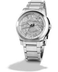 shop men s david yurman watches from 1450 lyst david yurman revolution 43 5mm stainless steel automatic timepiece lyst