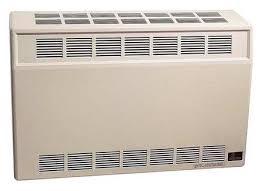 25k btuh nat direct vent wall furnace