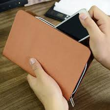 hot deal us 21 11 for a5 a6 spiral zipper leather binder business notebook journal planner diary week planner organizer agenda loose leaf card pack