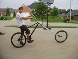 mountain bicycle chopper 19 steps with pictures