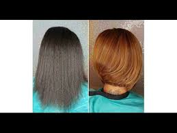Does Box Color Really Work Permanent Color Using Dark And Lovely Fade Resist