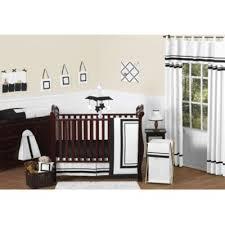 hotel collection comforter set. Sweet Jojo Designs Hotel 11-Piece Crib Bedding Set In White/Black Collection Comforter