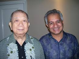 Image result for Tommy Thomas and Tun Mahathir