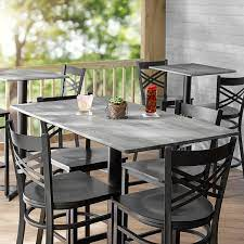 lancaster table seating excalibur 28