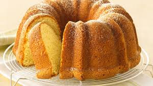 Cream Cheese Pound Cake Recipe Bettycrockercom