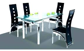 extendable glass dining table and 6 chairs full size of extendable glass dining table and 6