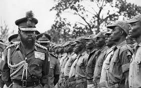Image result for biafra war