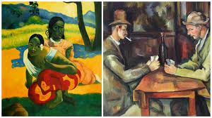 paul gauguin s 1892 when will you marry and paul cézanne s 1890 92