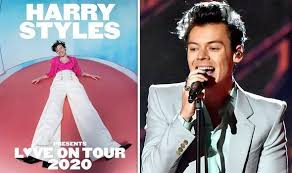 Harry Styles Tour 2020 Everything You Need To Know About