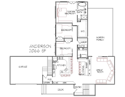 contemporary house plans under 2000 sq ft