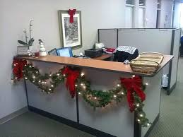 office decoration for christmas. Unique For Christmas Decorations Office String Of Lights With Garlands For  Reception Decoration Door Decorating   On Office Decoration For Christmas