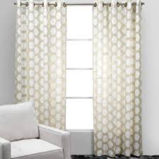 White Patterned Curtains Awesome Green And White Patterned Curtains Polyester Sheer Beautiful With